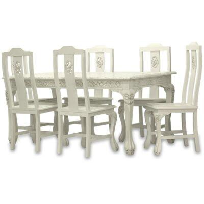 Asztal székekkel (4. rész)