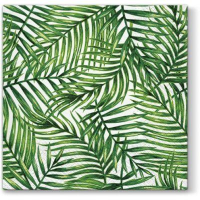 Pl Serwetki trópusi levelek
