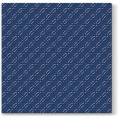 Pl Serwetki Inspiráció Modern Navy Blue