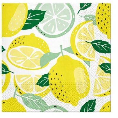 Pl Serwetki ízletes citrom